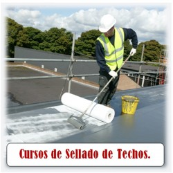 Curso de Sellado de Techos